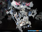 TF1 Megatron & Jazz